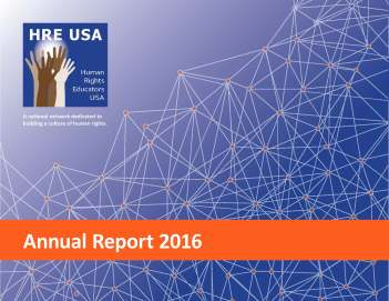 HRE USA annual report