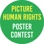 picture human rights button