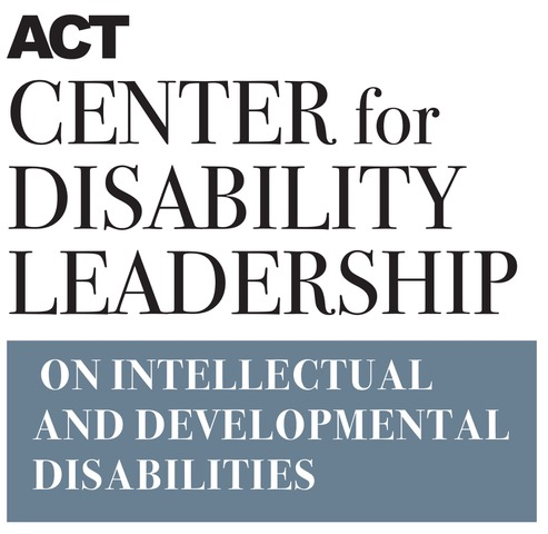 ACT Center for Disability Leadership Logo